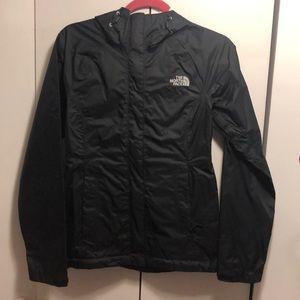 North Face Rain Jacket Like New